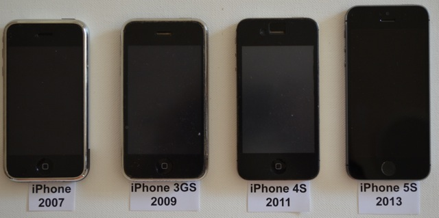 This convinces me I should have bought Apple stock when it was $78 back in 2009. Ugh.